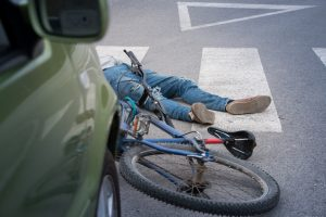 Bicycle Accident in Miami